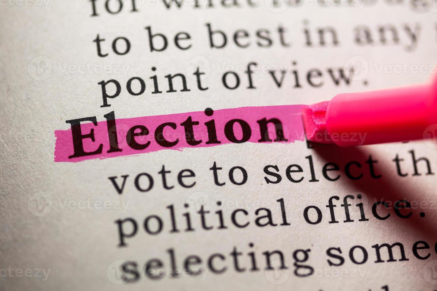 eleição foto