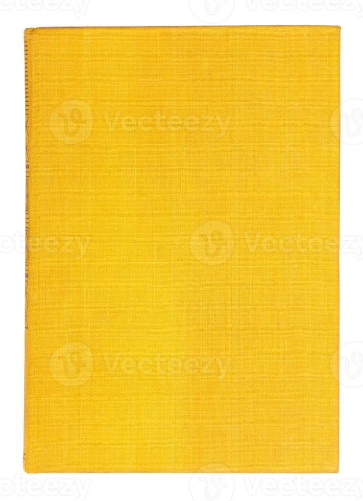 livro isolado no branco foto