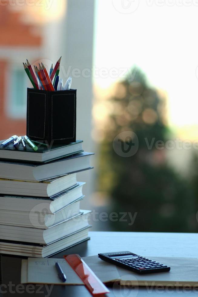 começar a estudar lição de casa foto