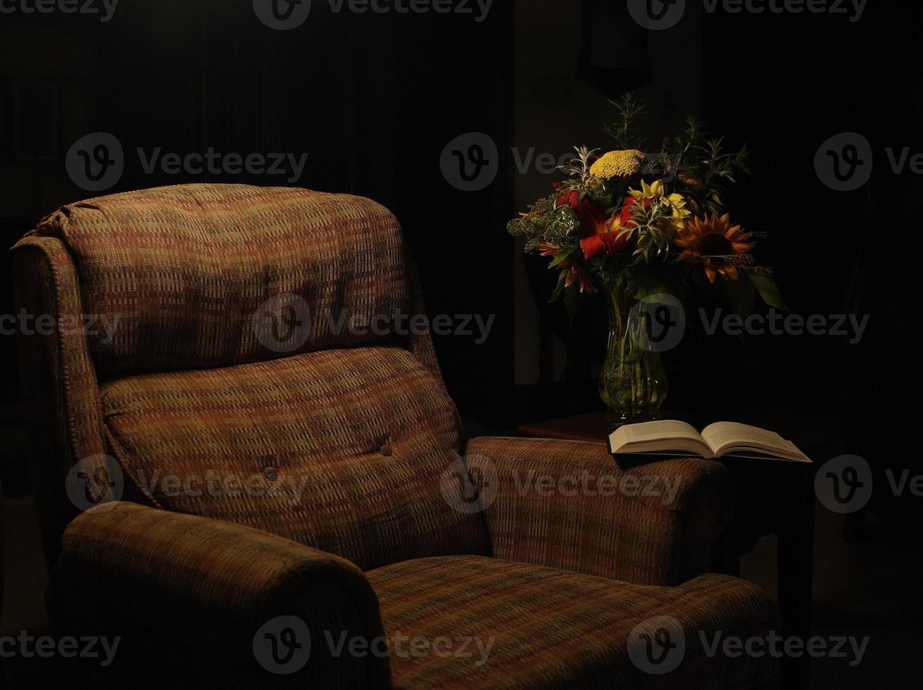cadeira repousante foto