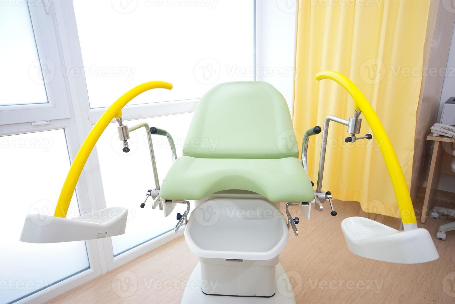 cama ginecológica foto