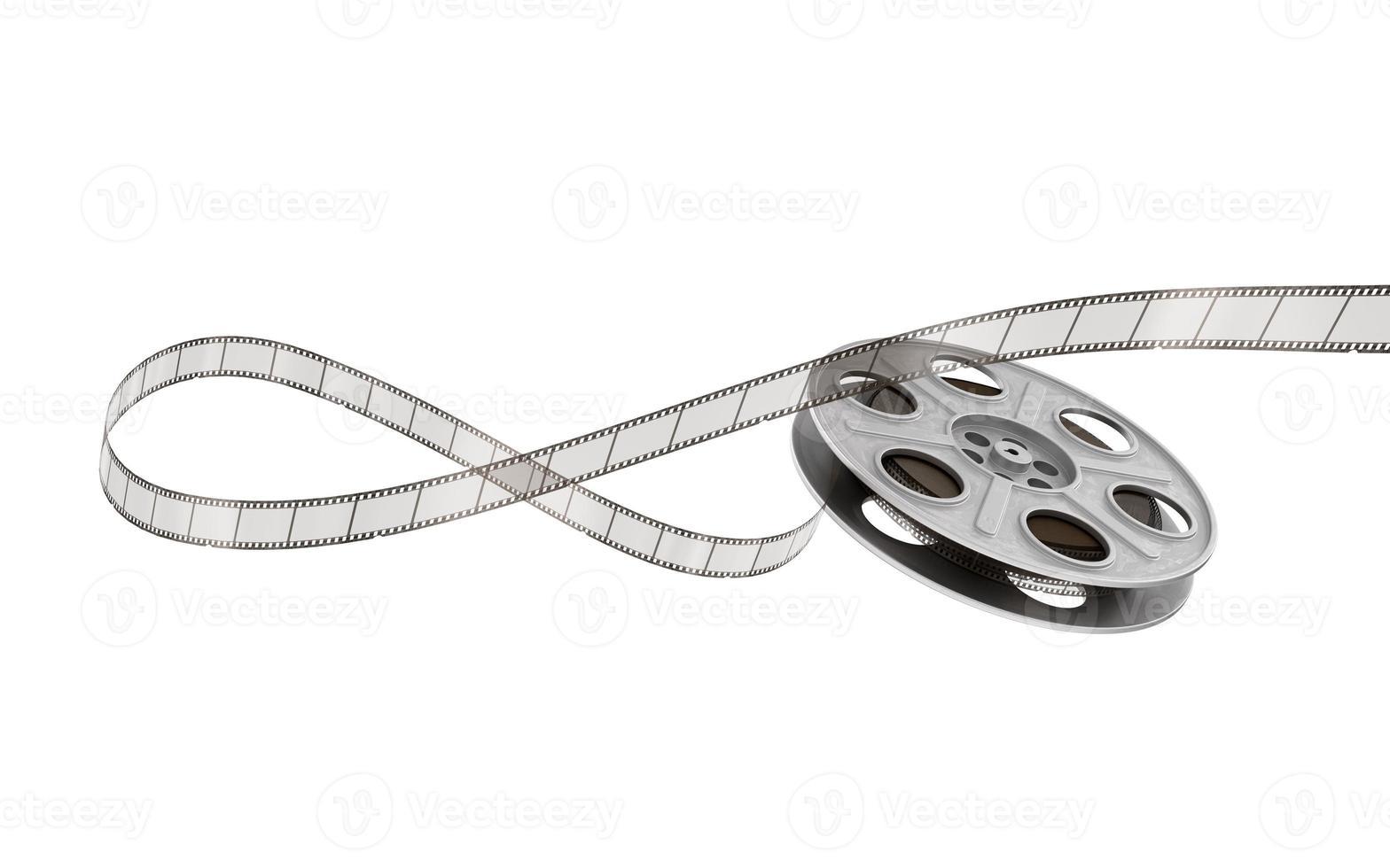 bobinas de filme foto