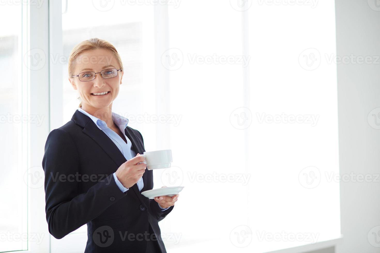 pausa para o chá foto