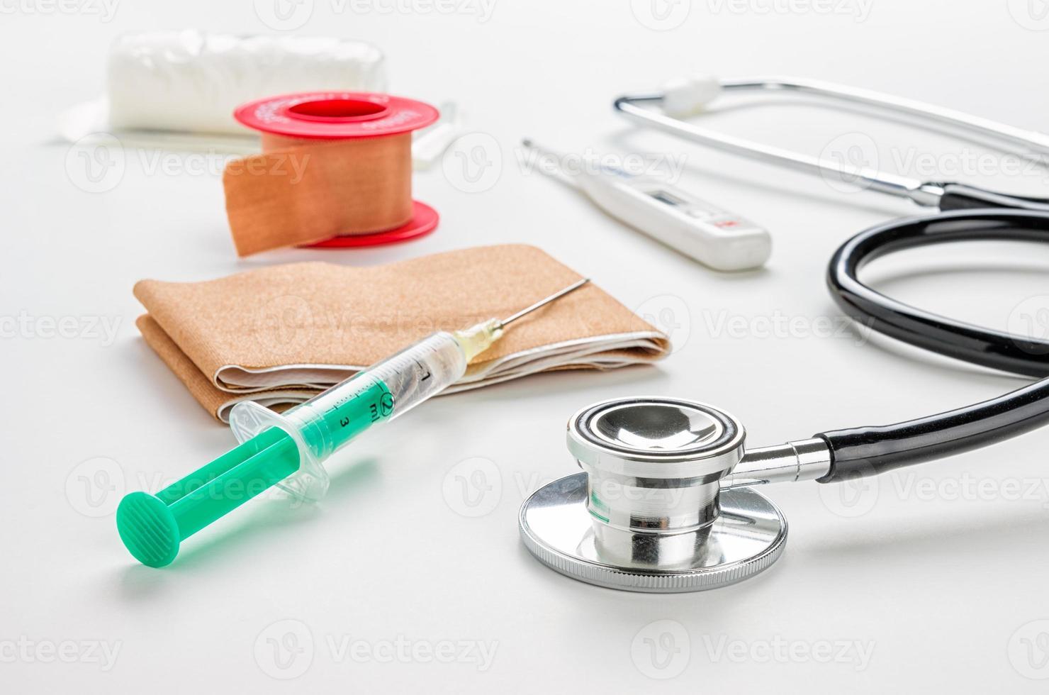 produtos e equipamentos médicos foto