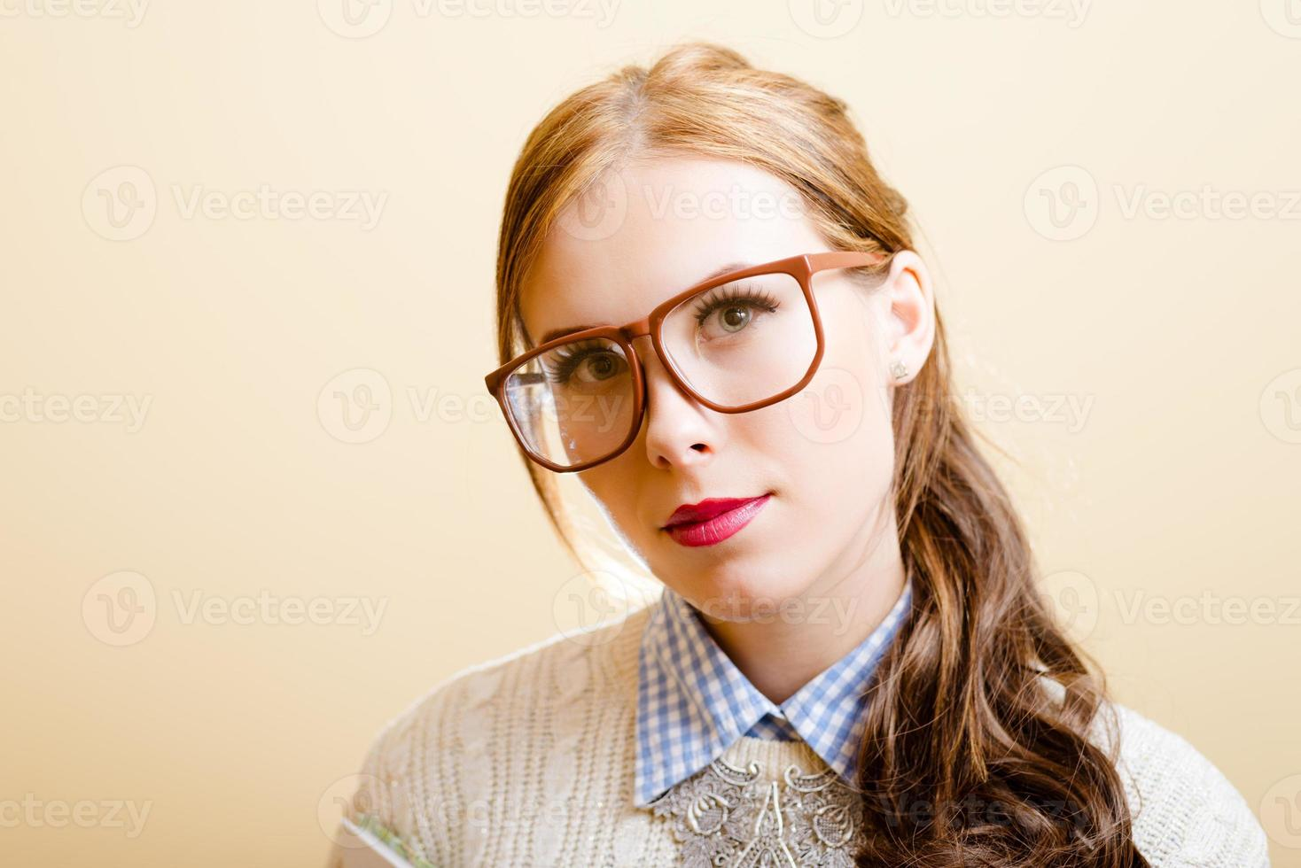 bela moça foto