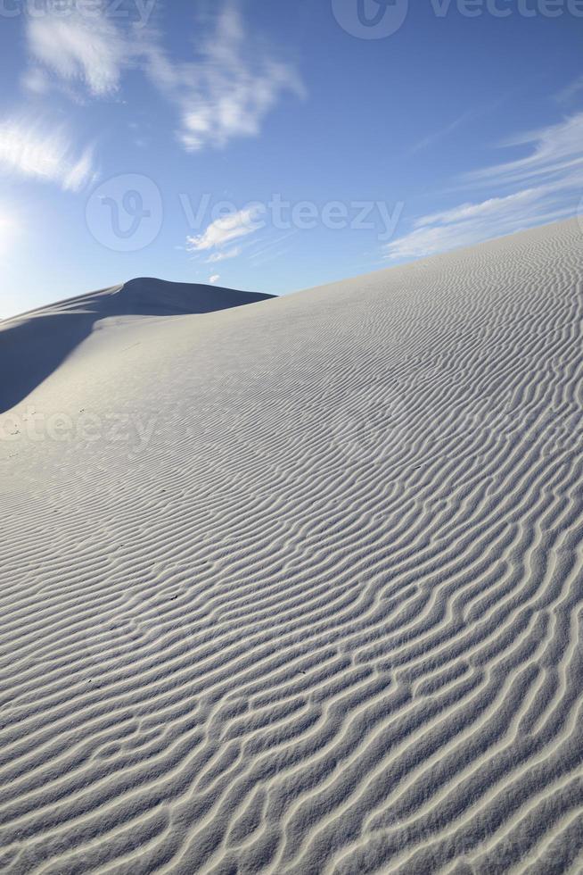 padrões de areia foto