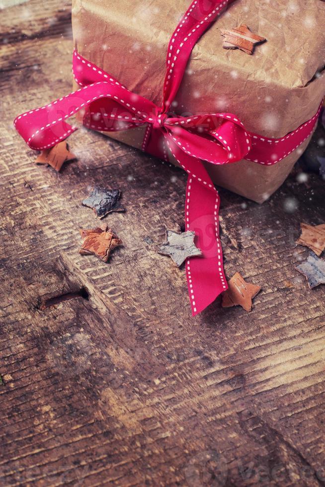 presente de Natal foto