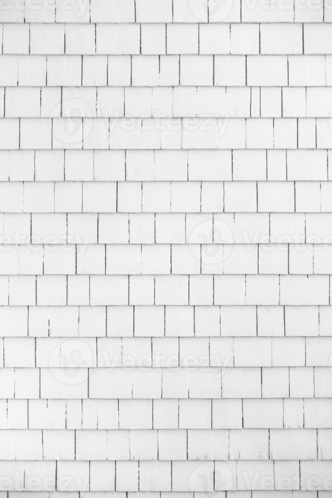 padrão de parede exterior cottage para plano de fundo foto