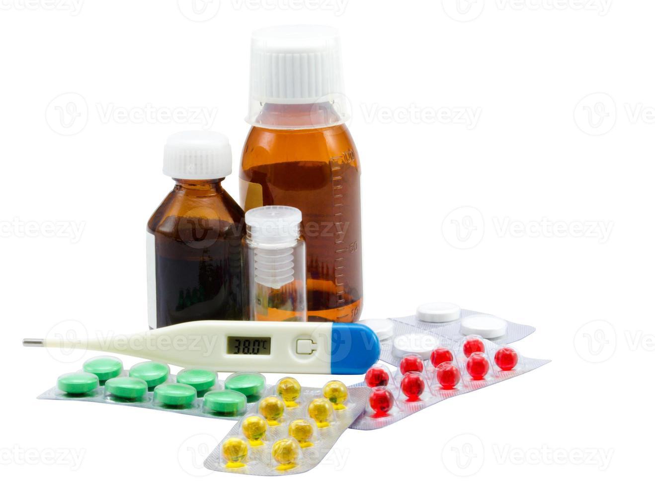 medicação foto