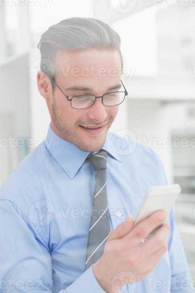 mensagens de texto alegre empresário foto