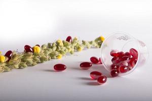 remédio vermelho