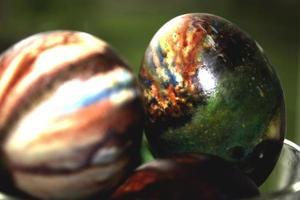 ovos de Páscoa foto