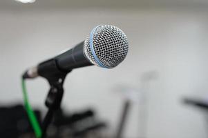 microfone foto