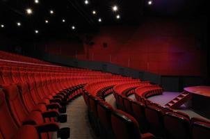 sala de cinema foto