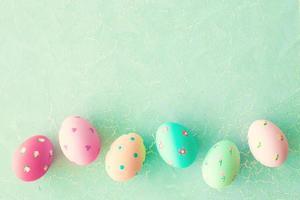 ovos de páscoa vintage