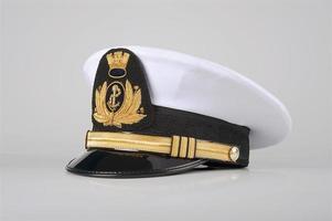 chapéu de capitão foto