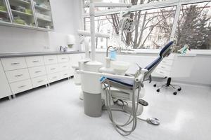 ferramentas e equipamentos odontológicos foto