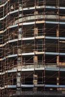 edilizia e costruzioni impalcature foto