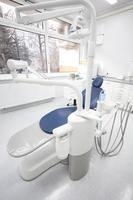 interior da clínica odontológica