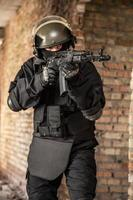 operador de forças especiais foto