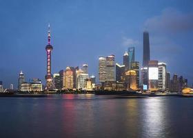 Xangai, China foto