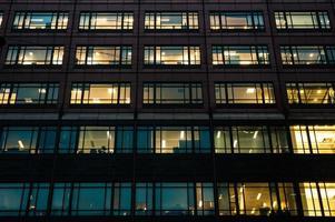 arquitetura edifício vista de cima foto