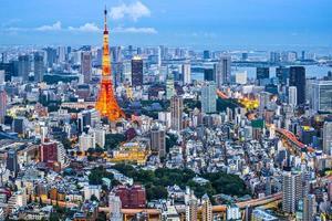 Tóquio, Japão foto