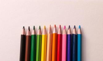 lápis de cor