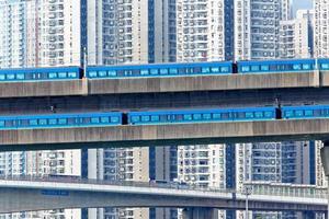 tráfego em hong kong