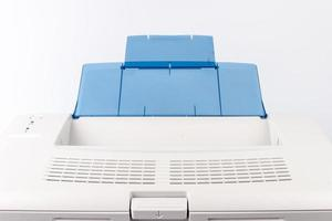 impressora laserjet moderna foto