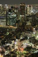 tóquio à noite foto