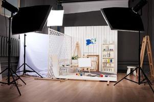 oficina do artista foto