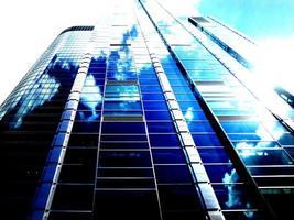 arranha-céu em Varsóvia foto