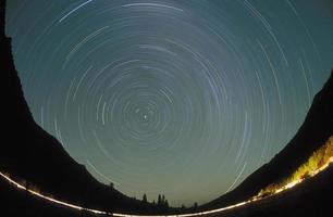 trilha estrela