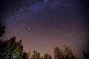 astrofoto do céu profundo foto