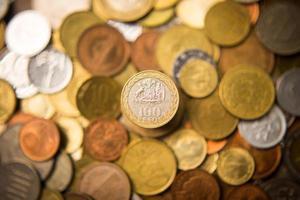 peso chileno foto