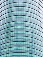 fachada de vidro arquitetura construção exterior foto
