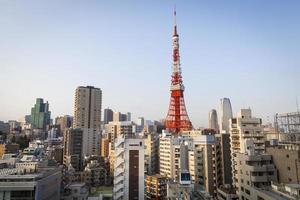 torre de Tóquio. foto