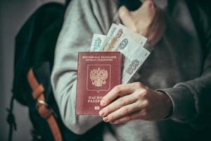 Passaporte foto