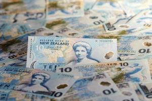 moeda da nova zelândia foto