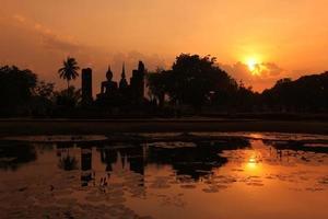 tailândia sukhothai reisen foto