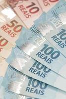 moeda brasileira - real foto