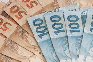 moeda brasileira (real) foto