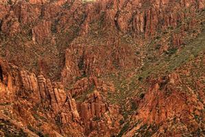 montanha do deserto