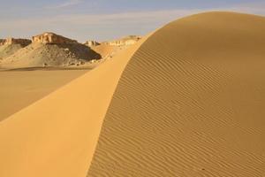 deserto líbio foto