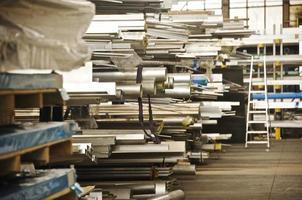 fundo industrial foto