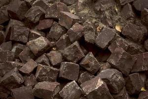 blocos de pedra closeup foto