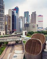 hong kong central foto