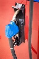 bomba de gasolina foto