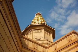 bela arquitetura chainese foto